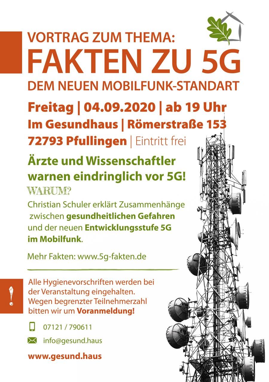 gesundhaus Events Fakten zu 5G 04.09.2020